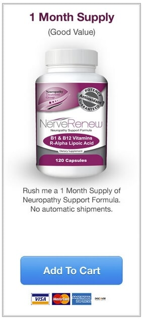 One of the best supplement that contains an abundance of vitamins for neuropathy pain relief