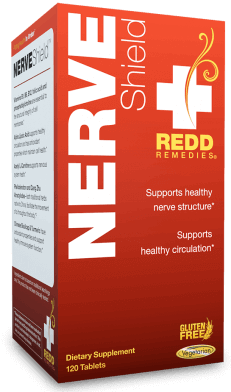 Nerve Shield dietary supplement 120 tablets
