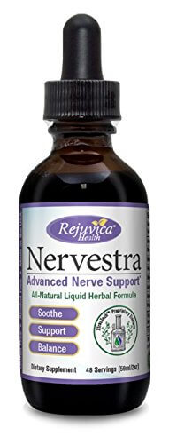 Liquid formula with several herbs for nerve pain relief