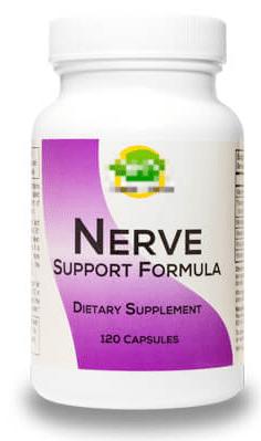 Bottle of Nerve Support Formula